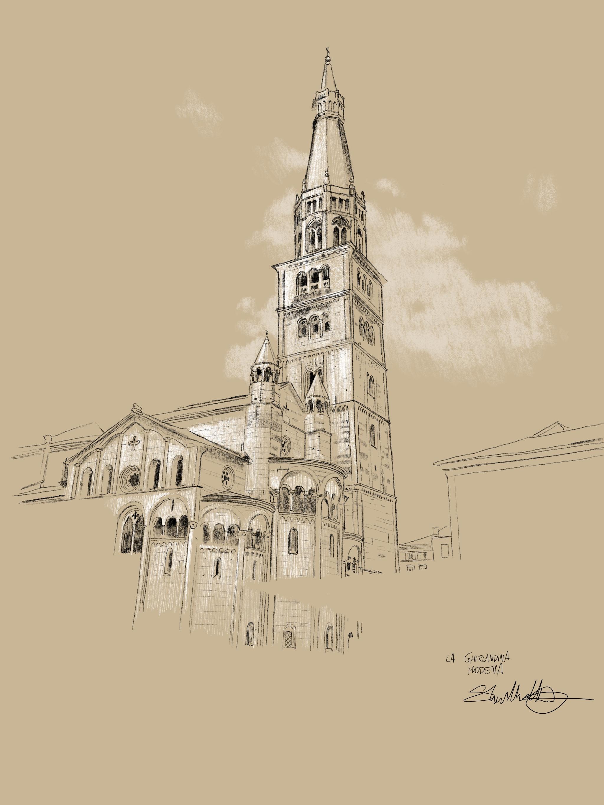La Ghirlandina Modena
