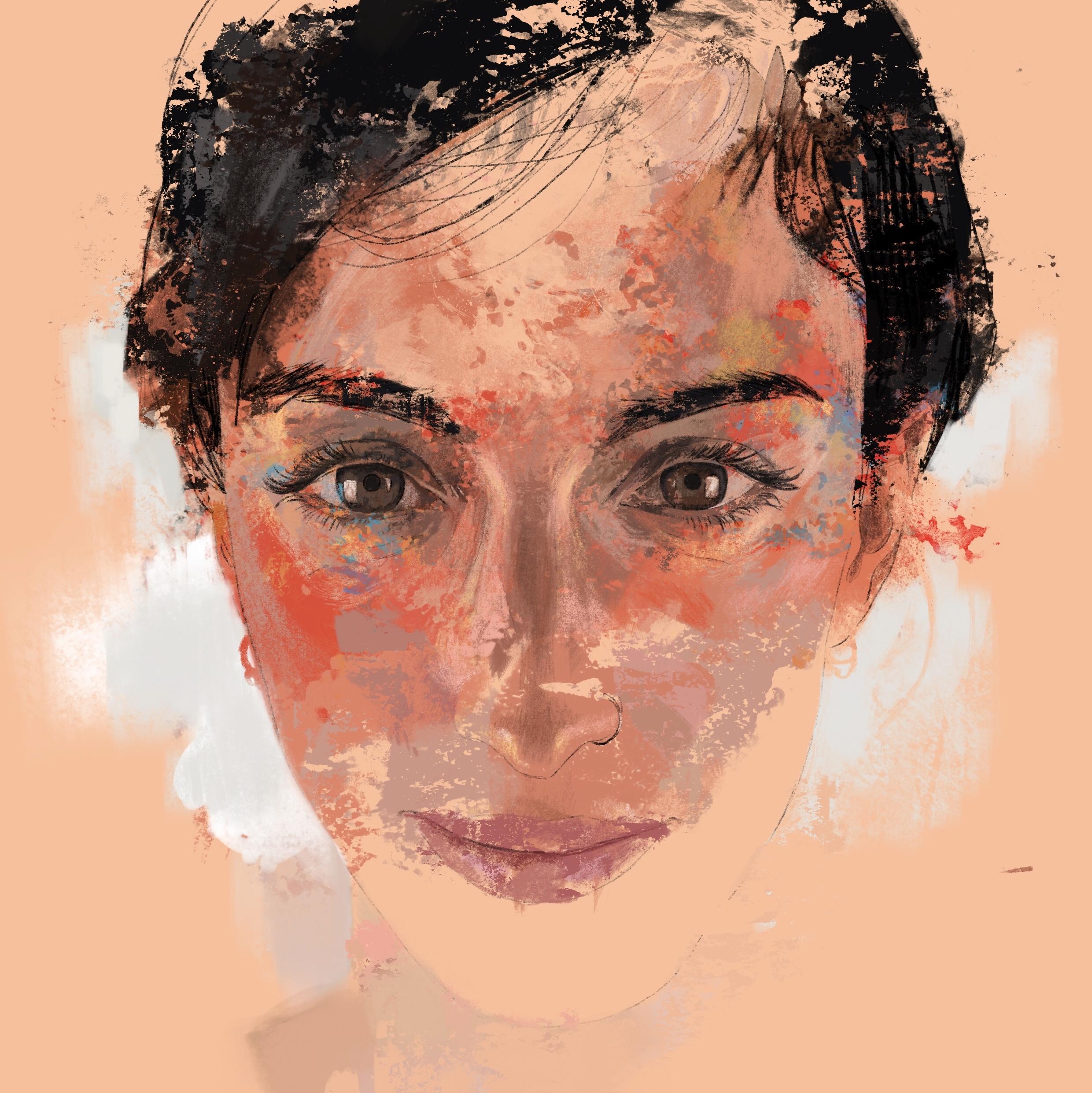 stefano marvulli italian artist portrait