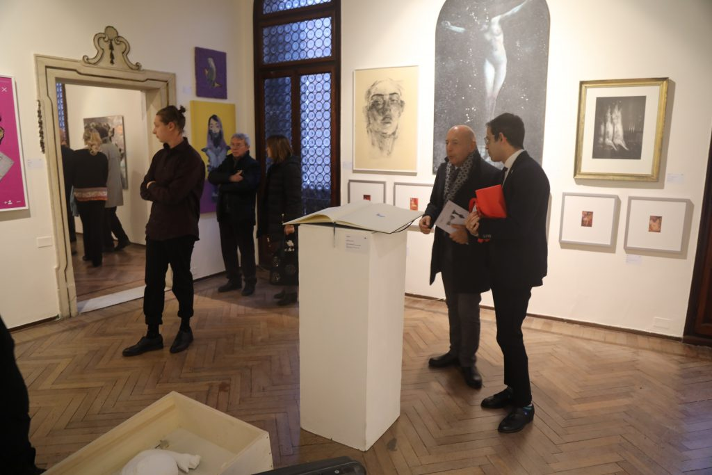 Fondazione Bevilacqua La Masa Stefano Marvulli artista Venezia