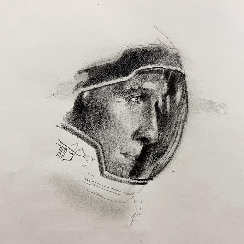 disegno interstellare cooper